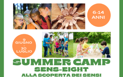 """Summer Camp 2021 – """"Sens Eight"""""""