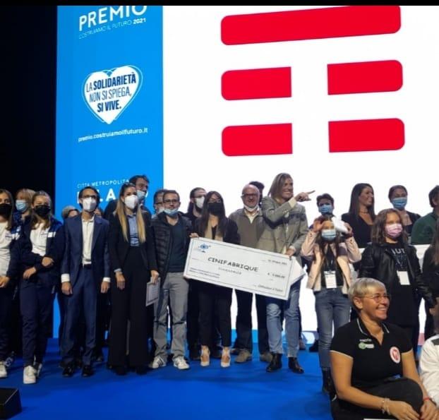 """Cinifabrique vince il Premio TIM della Fondazione """"Costruiamo il Futuro"""""""